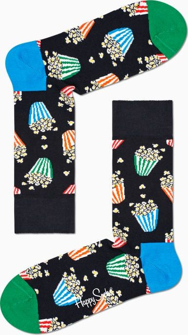 Happy Socks Popcorn Sock Multi 9300 36-40