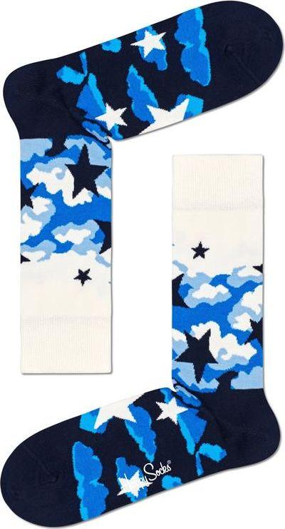 Happy Socks Stars Sock Multi 6300 41-46