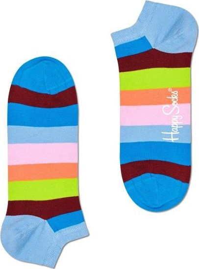 Happy Socks Stripe Low Sock Multi 6700 36-40