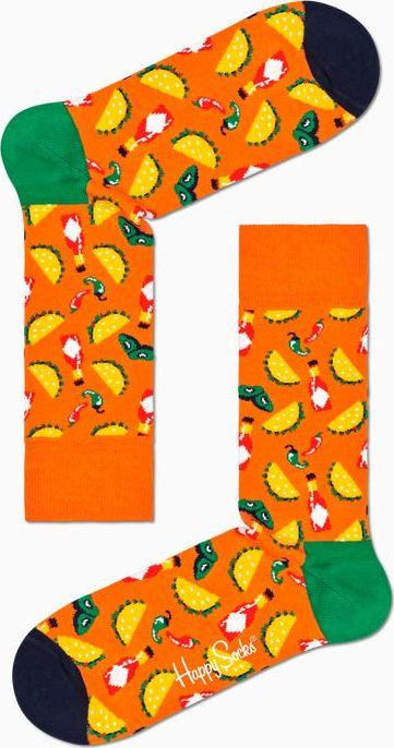 Happy Socks Taco Sock Multi 2700 36-40