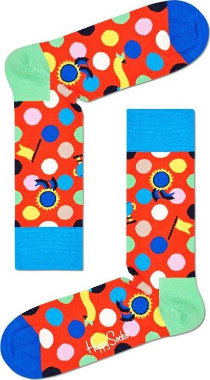 Happy Socks Winner Dot Sock Multi 2900 41-46