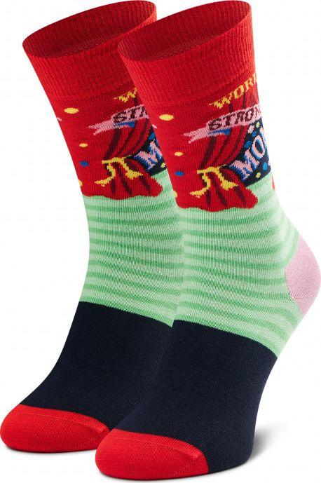 Happy Socks World´s Strongest Mom Sock Multi 4300 36-40