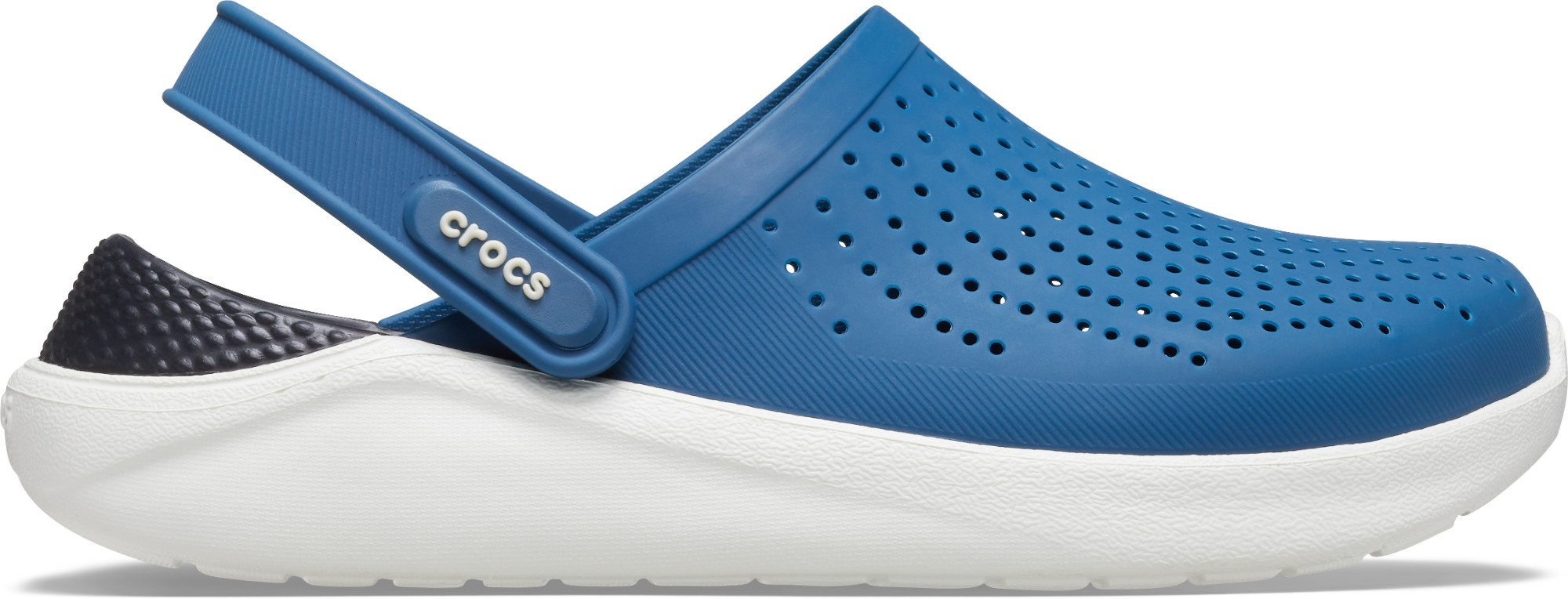 Crocs™ LiteRide Clog Vivid Blue/Almost White 38,5