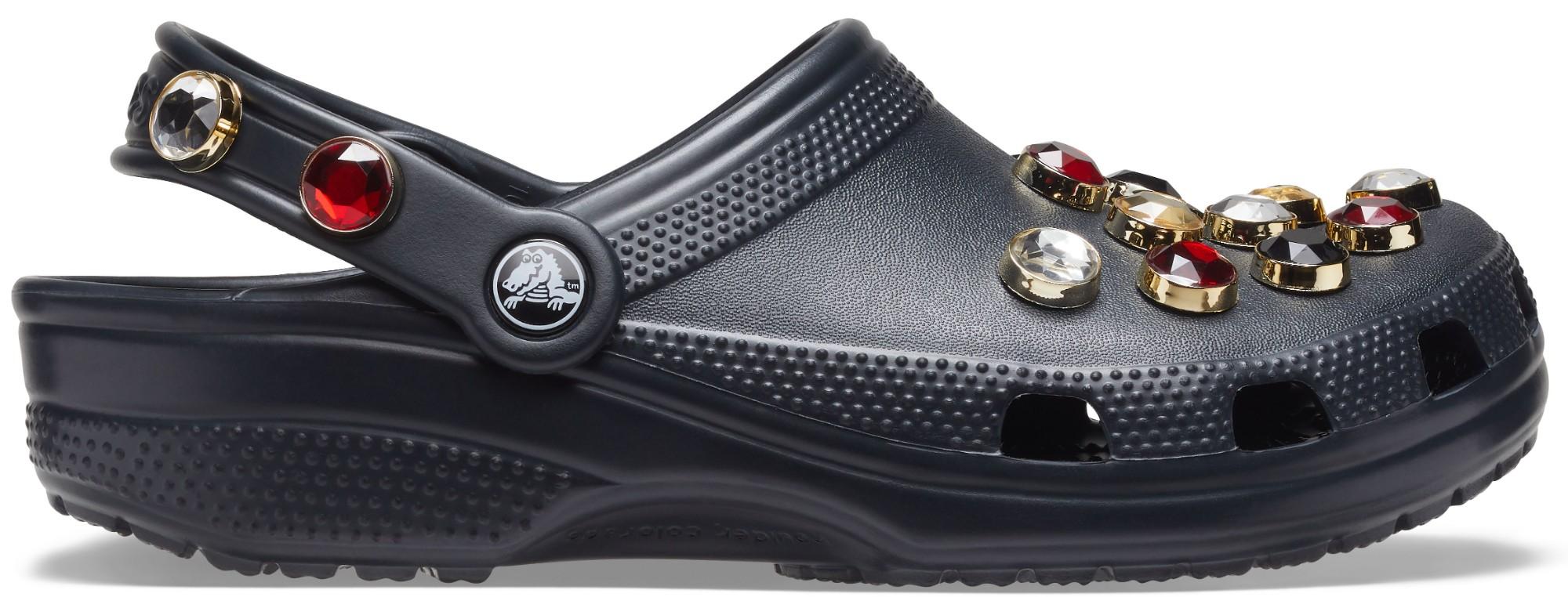 Crocs™ Classic Multi Gem Clog Black 38,5