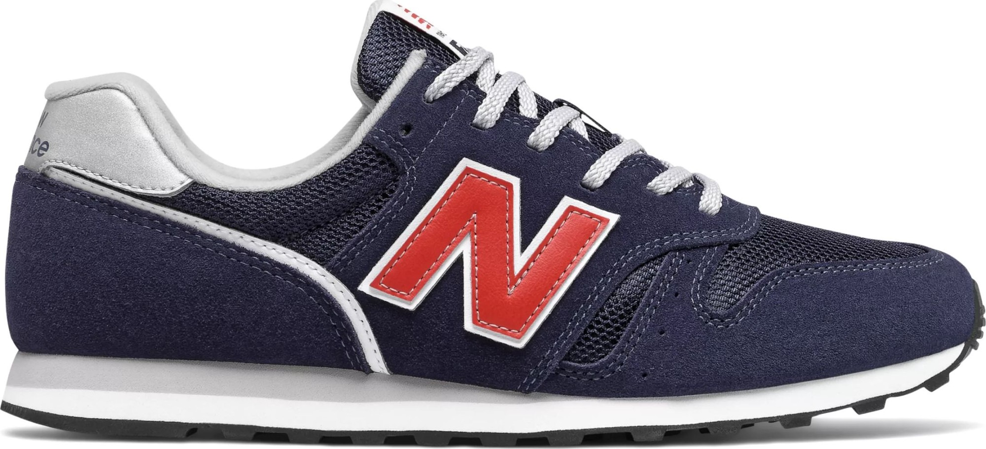 New Balance ML373 Navy/Red/Silver 43