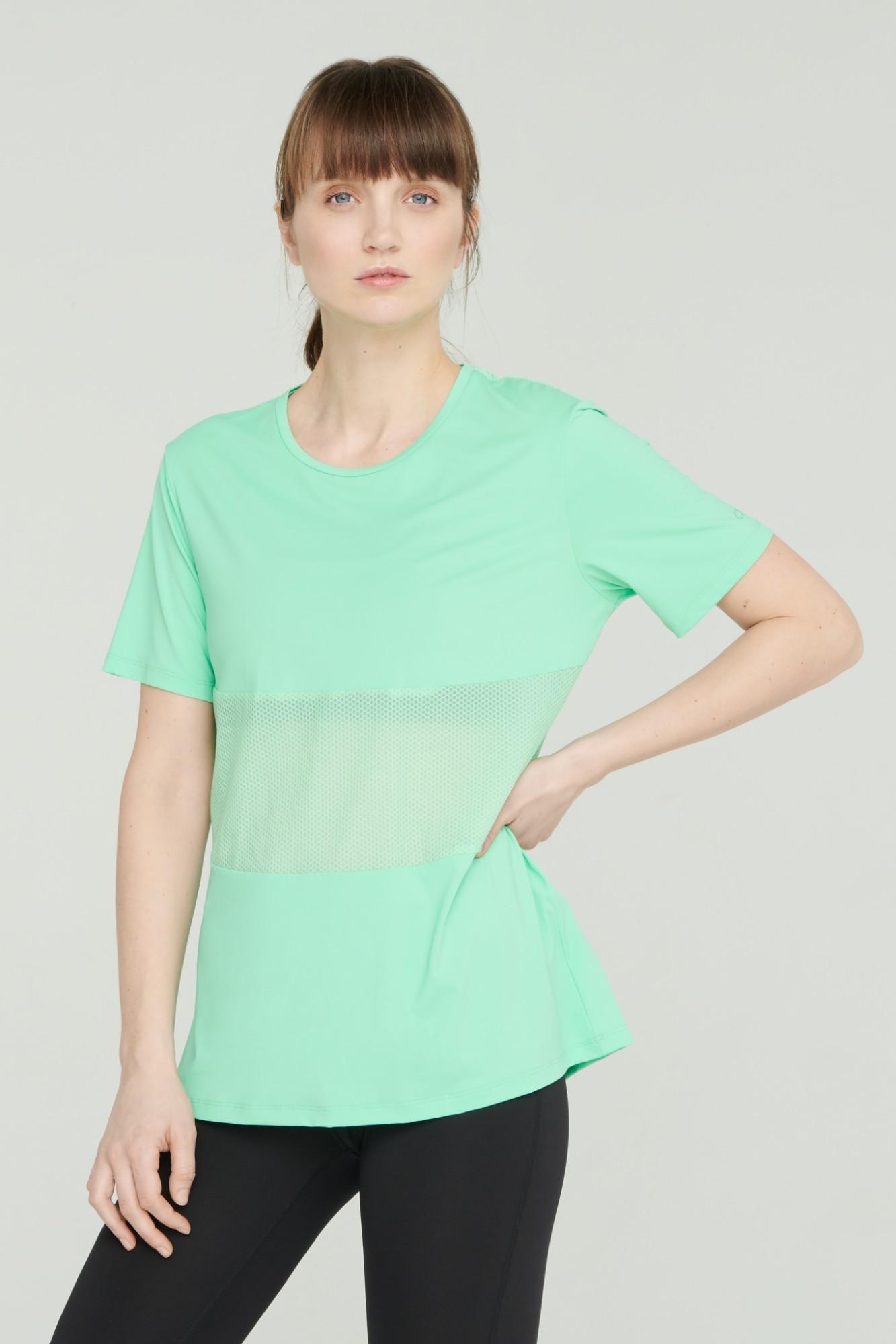 AUDIMAS Funkcionalūs marškinėliai 2111-072 Spring Bud S