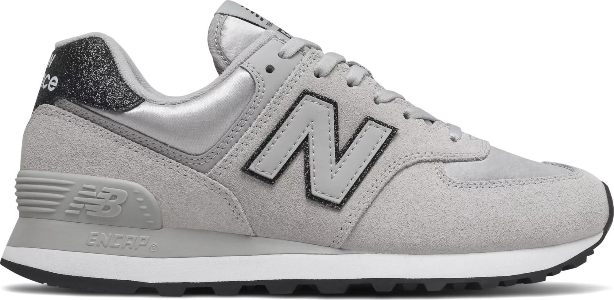 New Balance WL574 Nubuck Grey FM2 37,5
