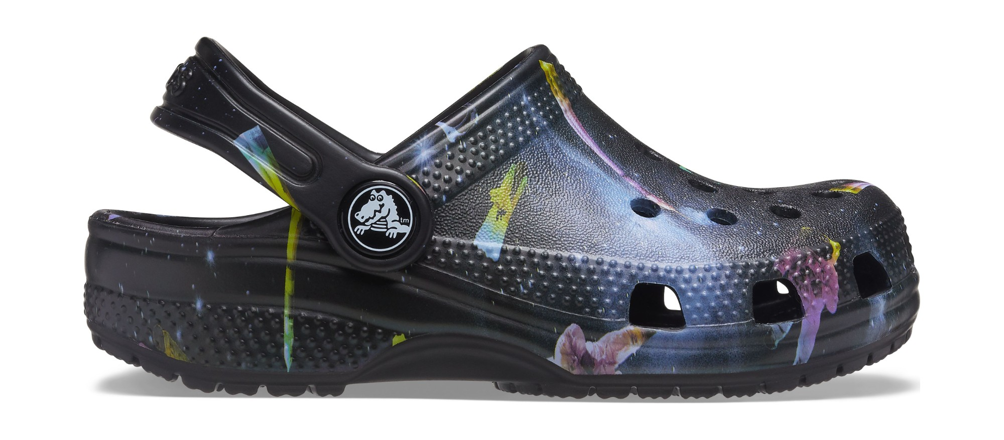 Crocs™ Classic Out of this World II Clog Kid's Black 37,5