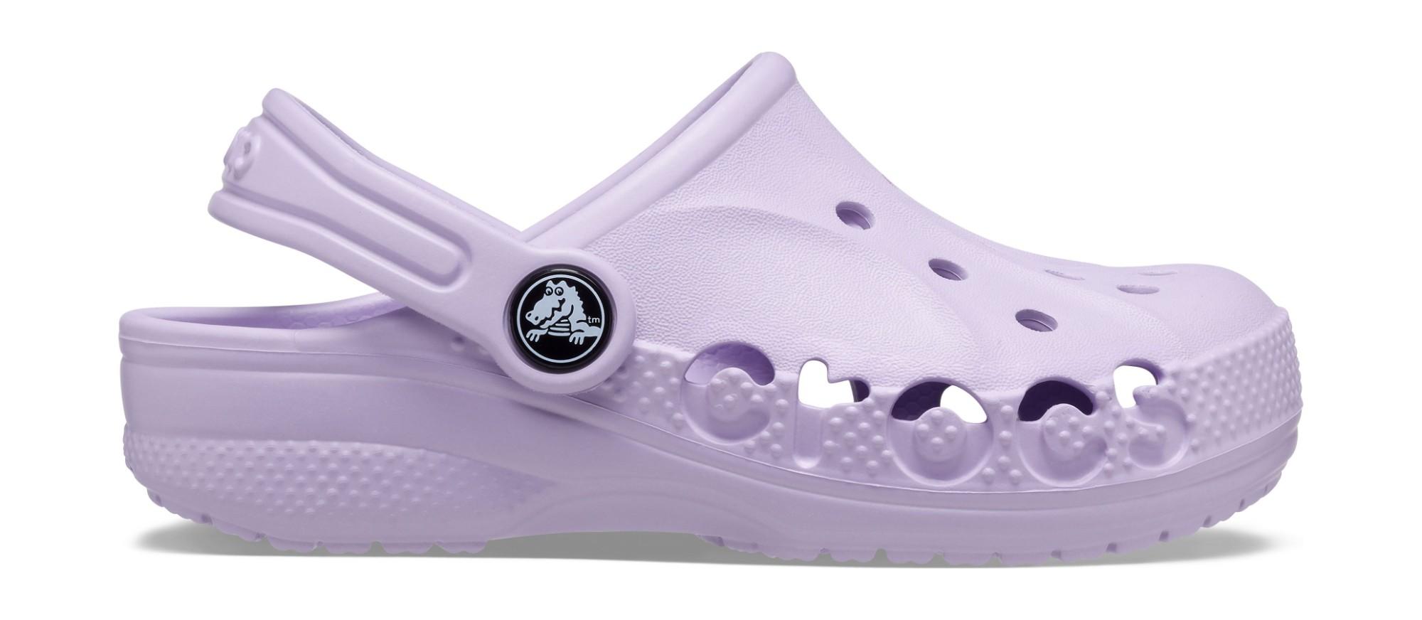 Crocs™ Baya Clog Kid's Lavender 32