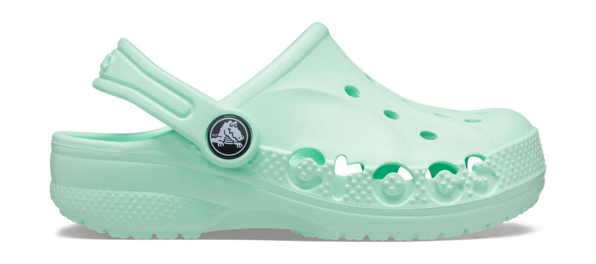 Crocs™ Baya Clog Kid's Neo Mint 26