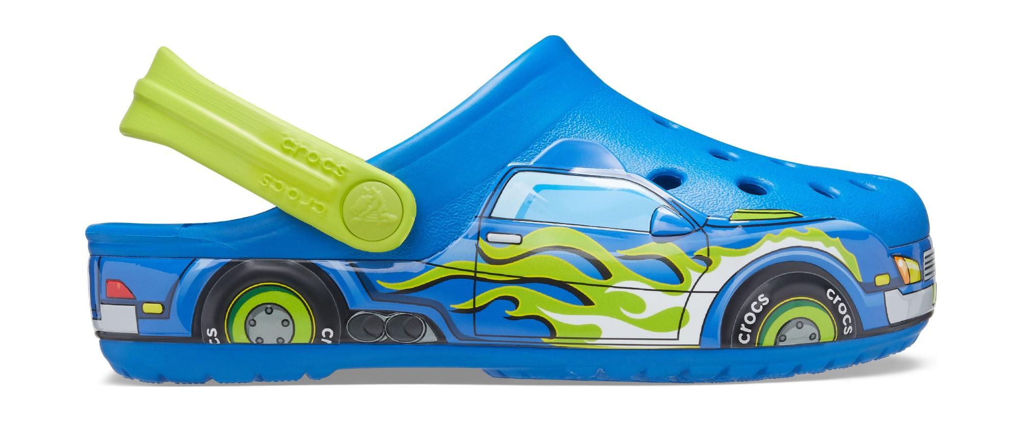 Crocs™ Fun Lab Truck Band Clog Bright Cobalt 23