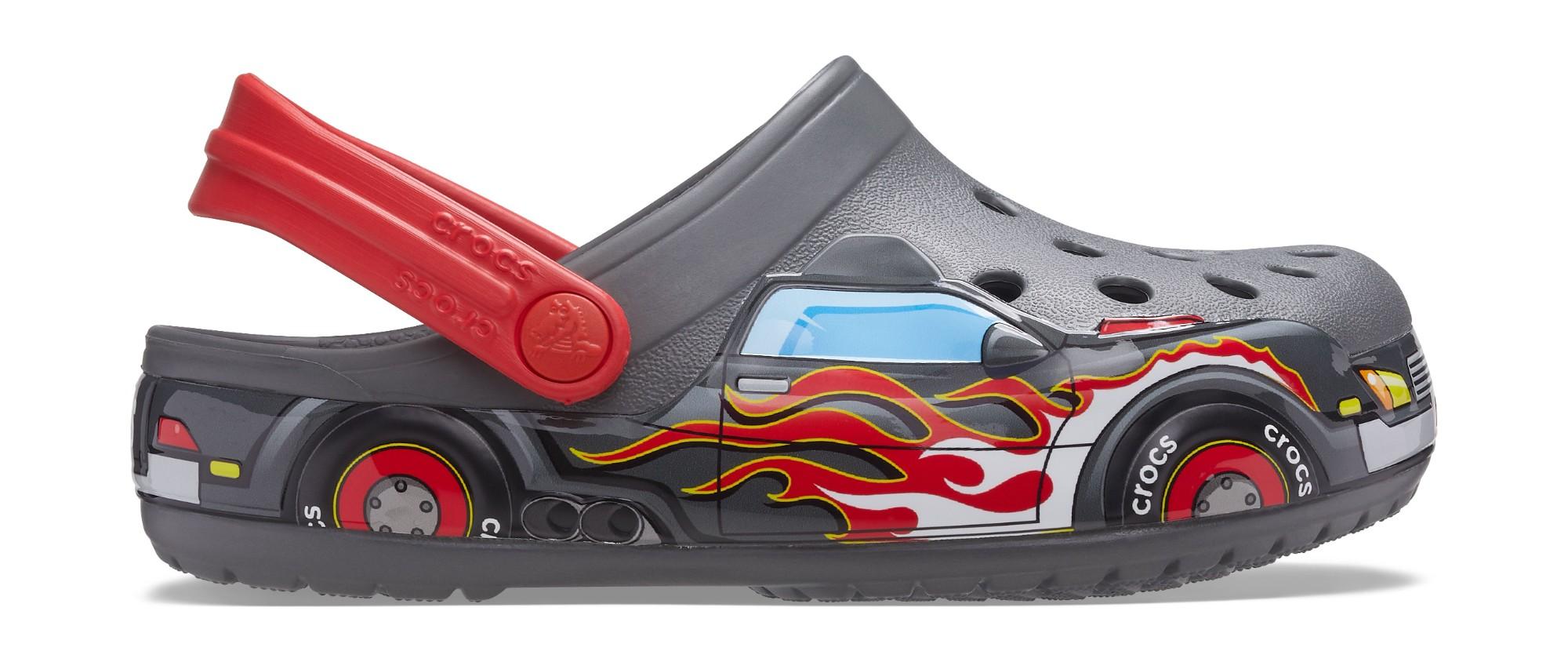 Crocs™ Fun Lab Truck Band Clog Slate Grey 35