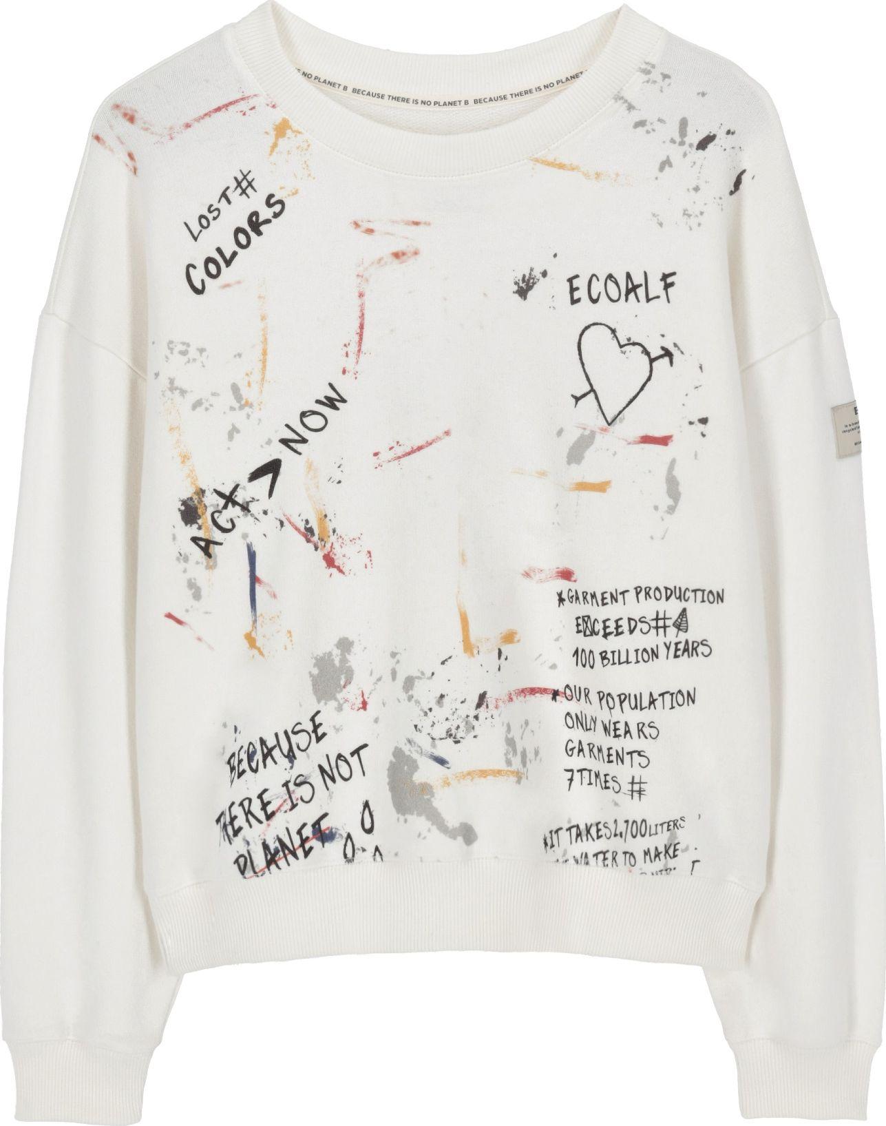 ECOALF Lost Sweatshirt Women's Antartica XL