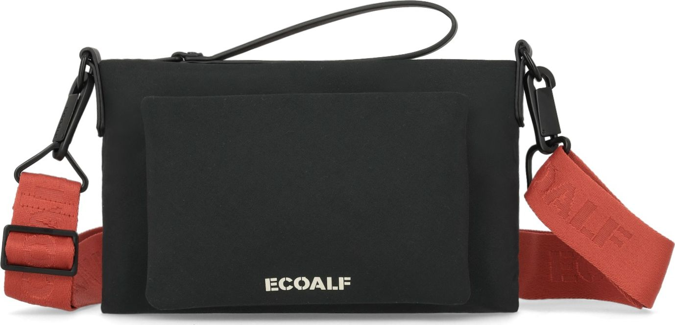 ECOALF Mid Flat Clutch Black One size
