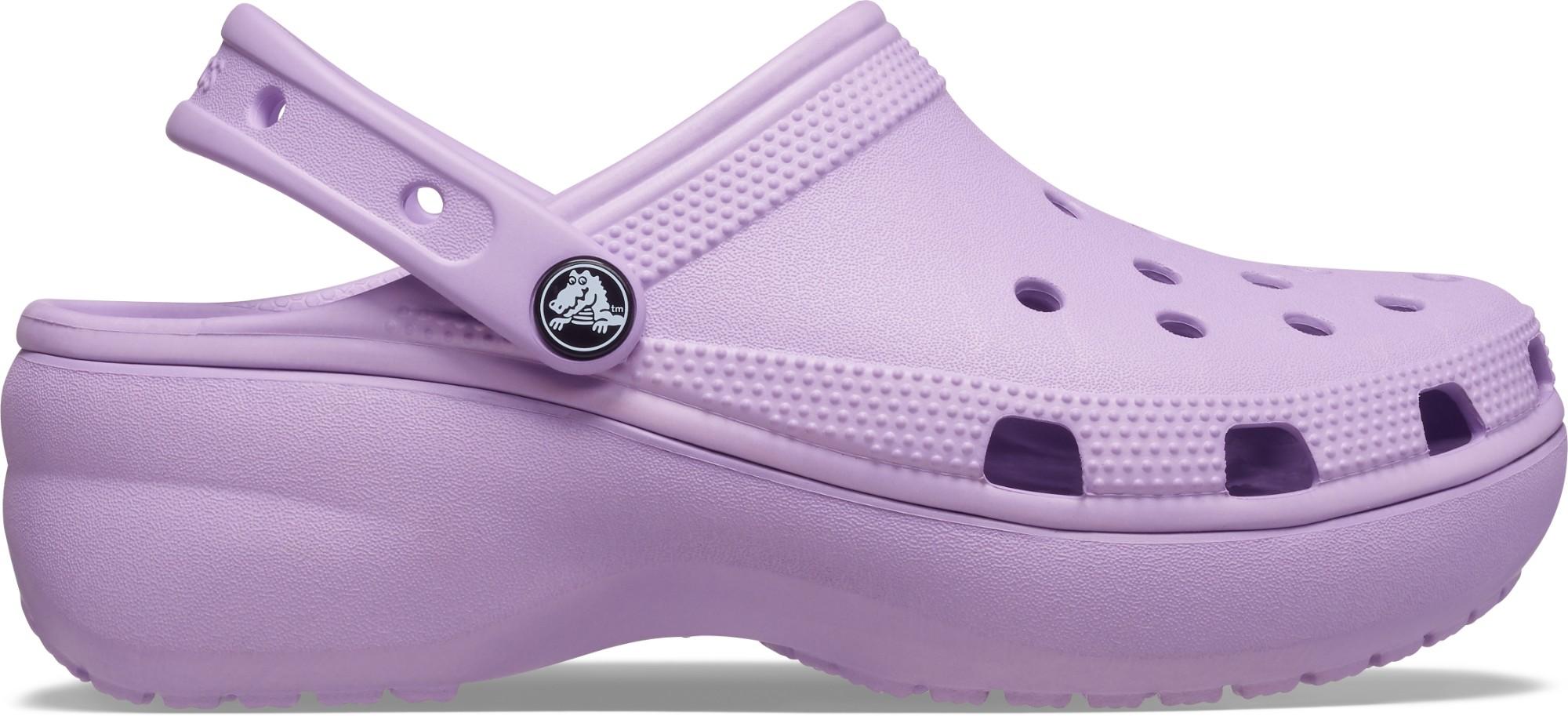 Crocs™ Classic Platform Clog Orchid 42,5