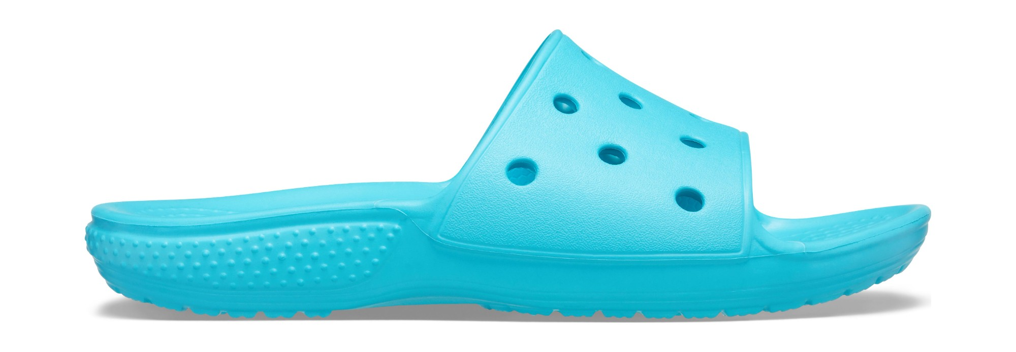 Crocs™ Classic Slide Kids Digital Aqua 33,5