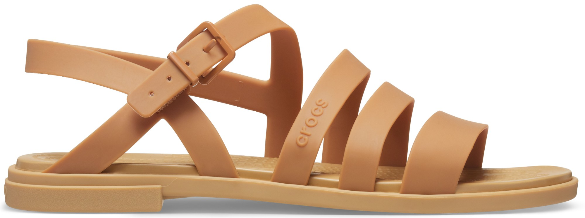 Crocs™ Tulum Sandal Womens Dark Gold 39,5