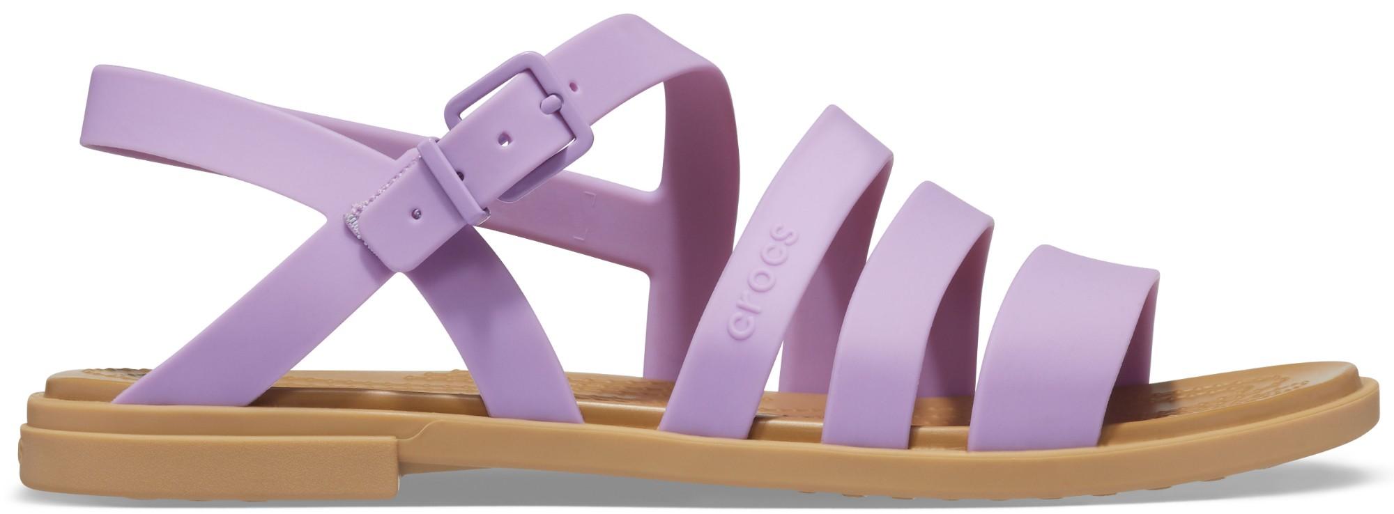 Crocs™ Tulum Sandal Womens Orchid 35