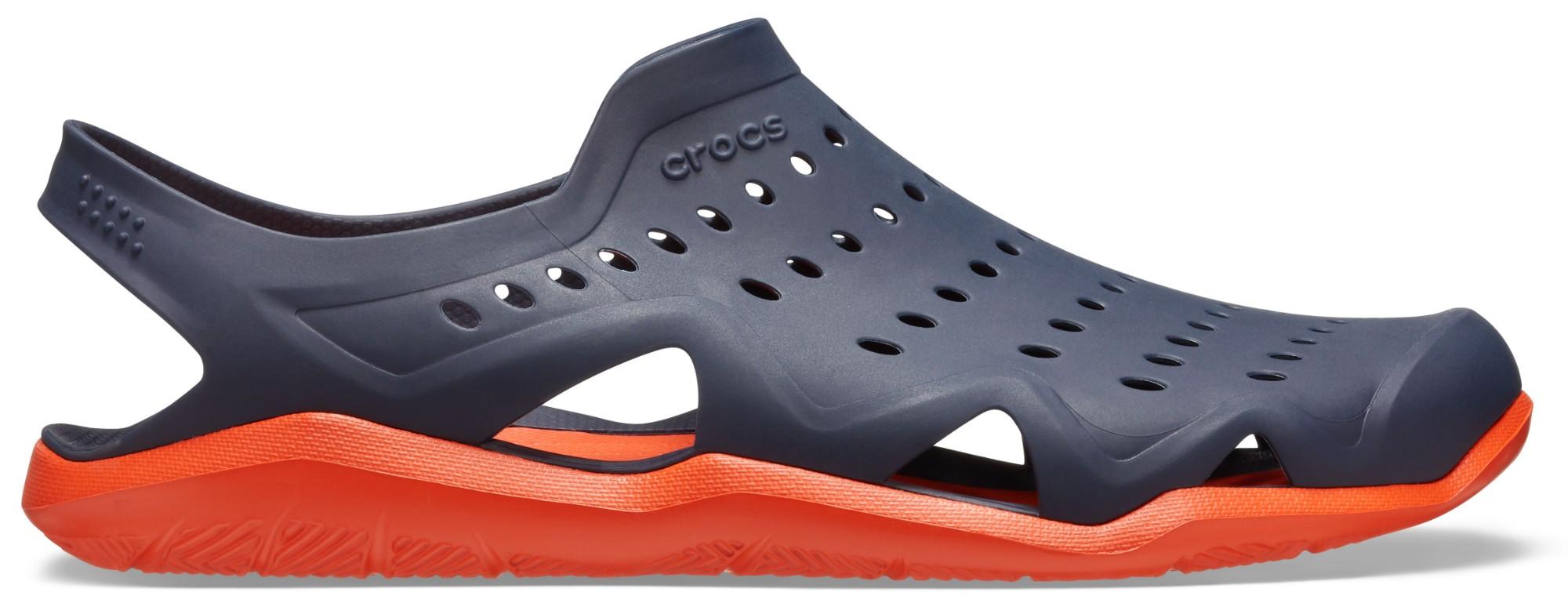 Crocs™ Swiftwater Wave Men's Navy/Tangerine 45,5