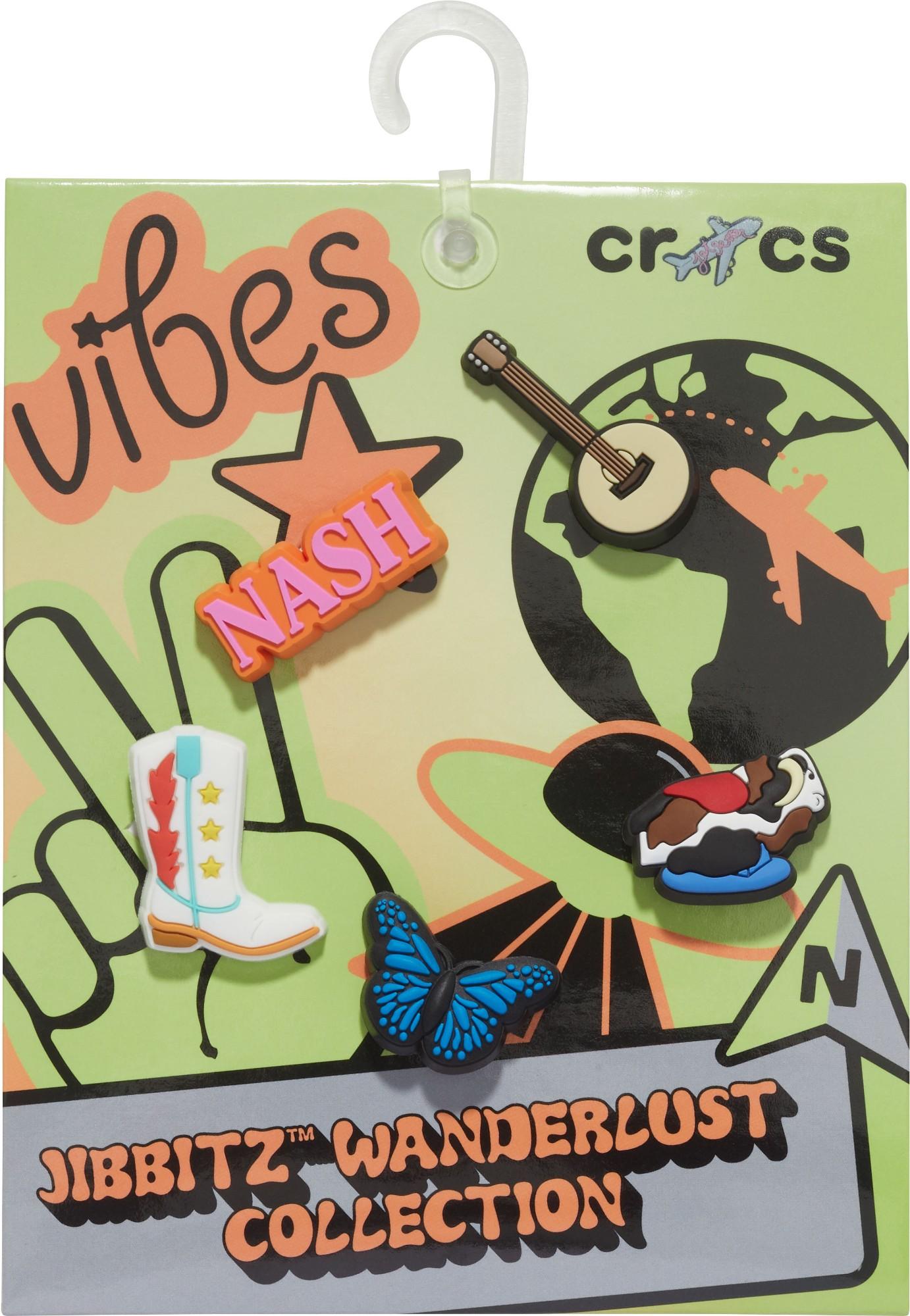 Crocs™ Crocs NASHVILLE WONDERLUST 5-PACK G0798400-MU