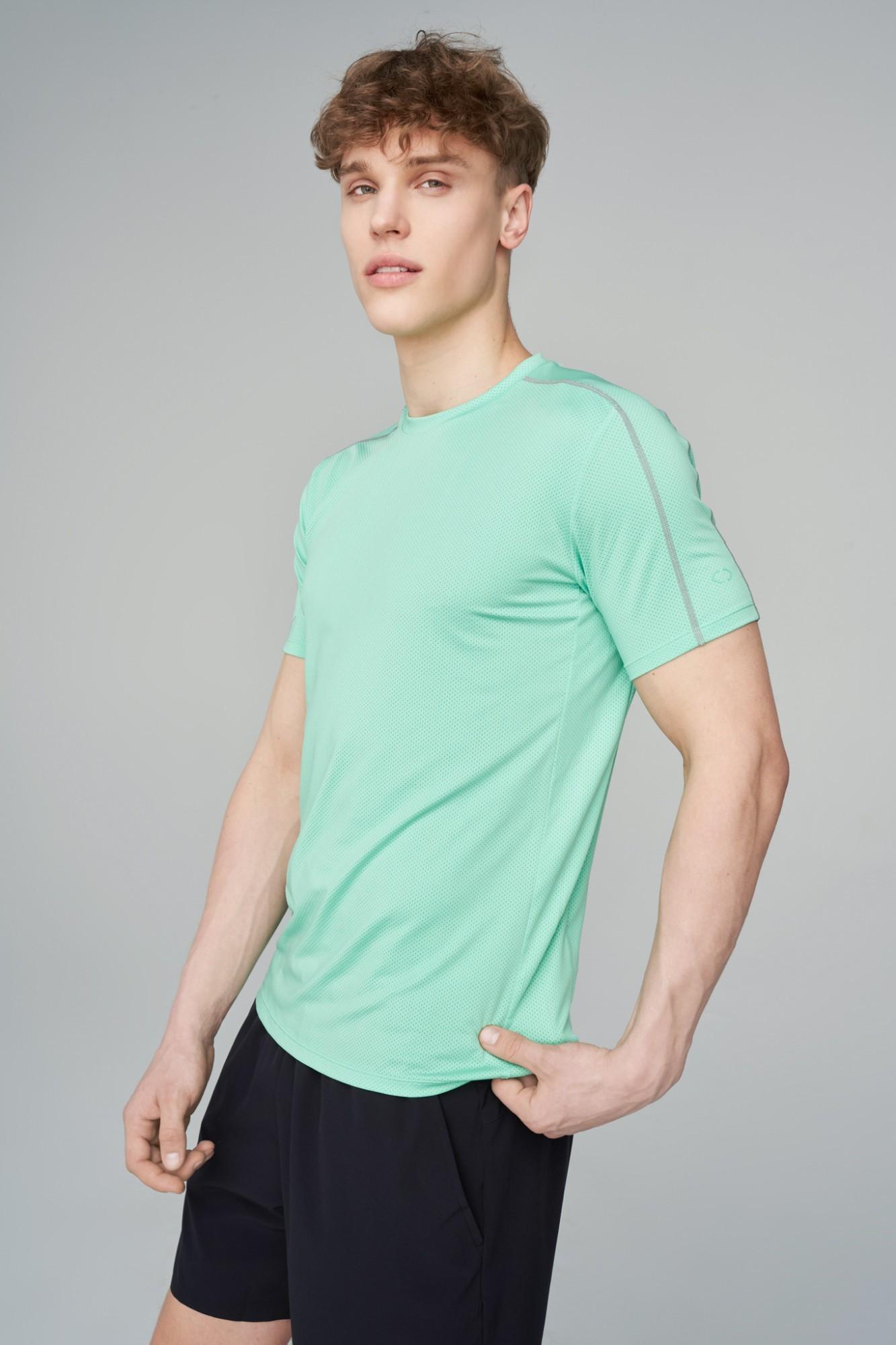 AUDIMAS Funkcionalūs marškinėliai 2021-495-1 Spring Bud M