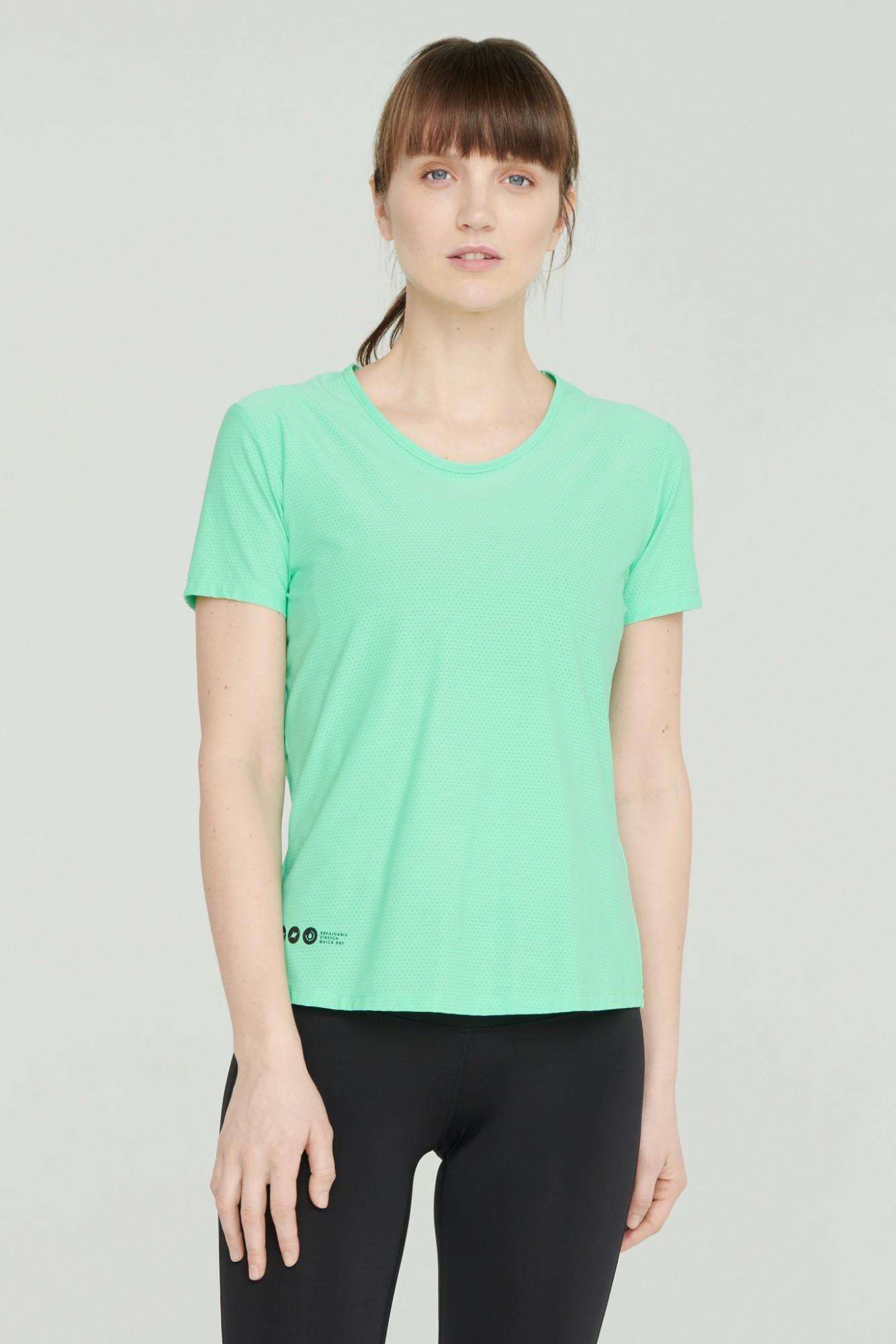 AUDIMAS Lengvi funkcionalūs marškinėliai 2111-051 Spring Bud M