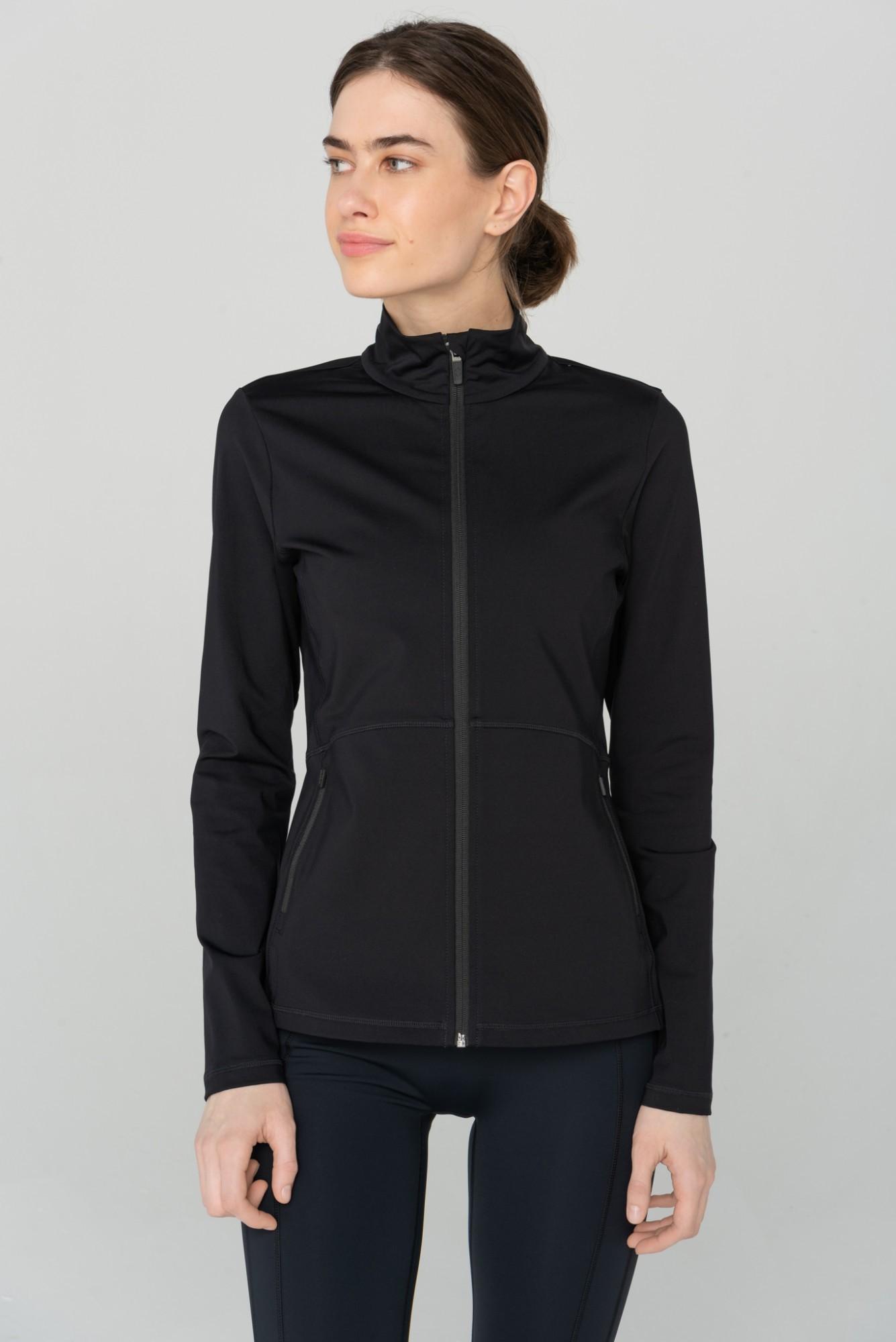 AUDIMAS Funkcionalus atsegamas džemperis 2111-302 Black XL