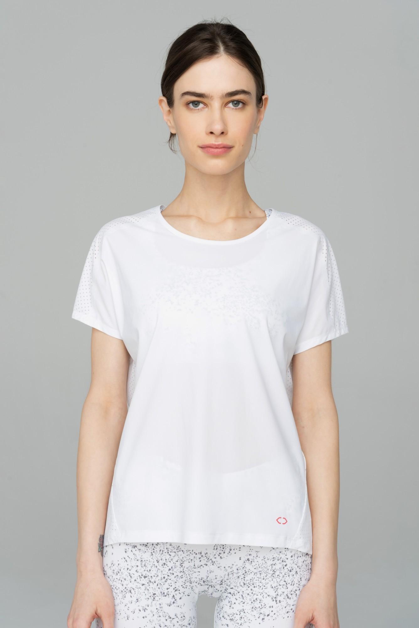 AUDIMAS Funkc. marškinėliai SENSITIVE 2111-311 White M