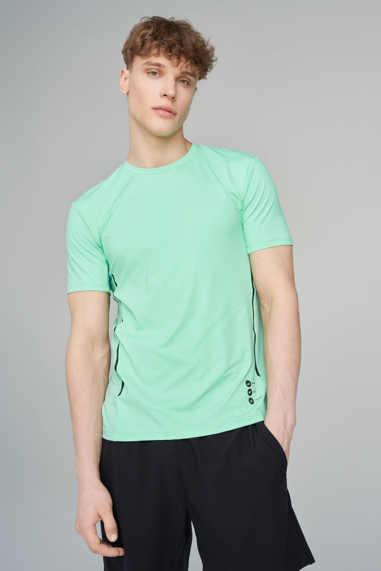 AUDIMAS Funkcionalūs marškinėliai 2111-451 Spring Bud M