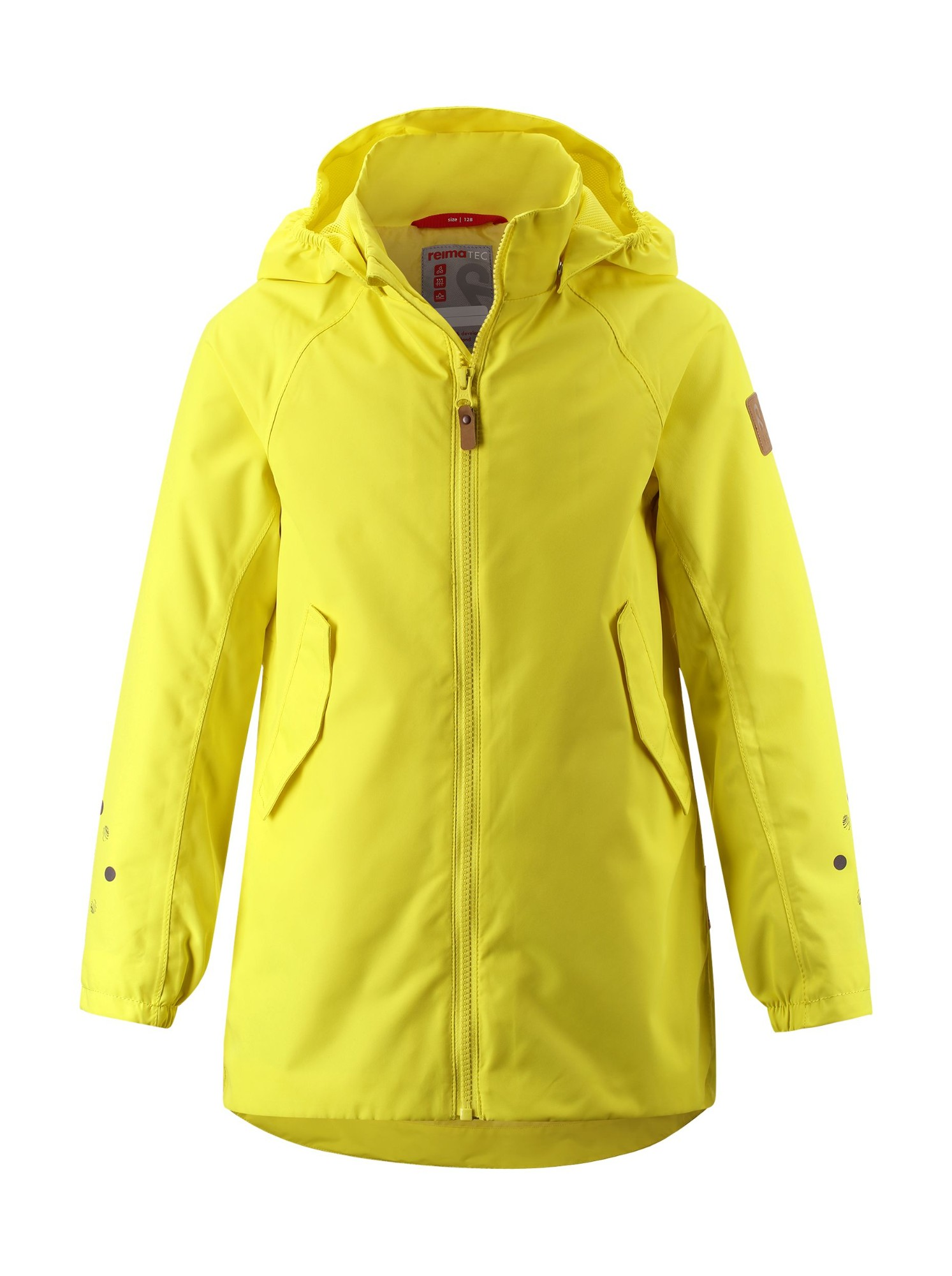 REIMA Galtby Lemon Yellow 152