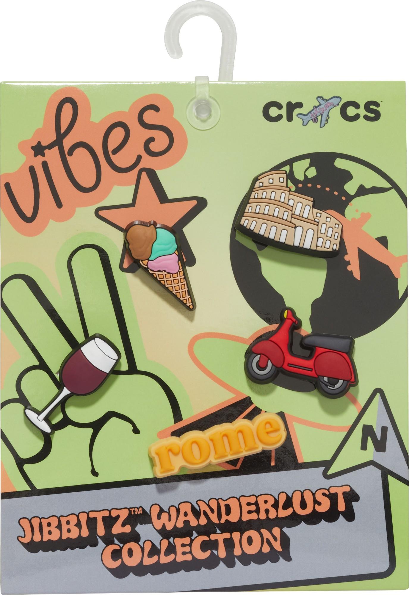 Crocs™ Crocs ROME CITY WONDERLUST 5-PACK G0783500-MU