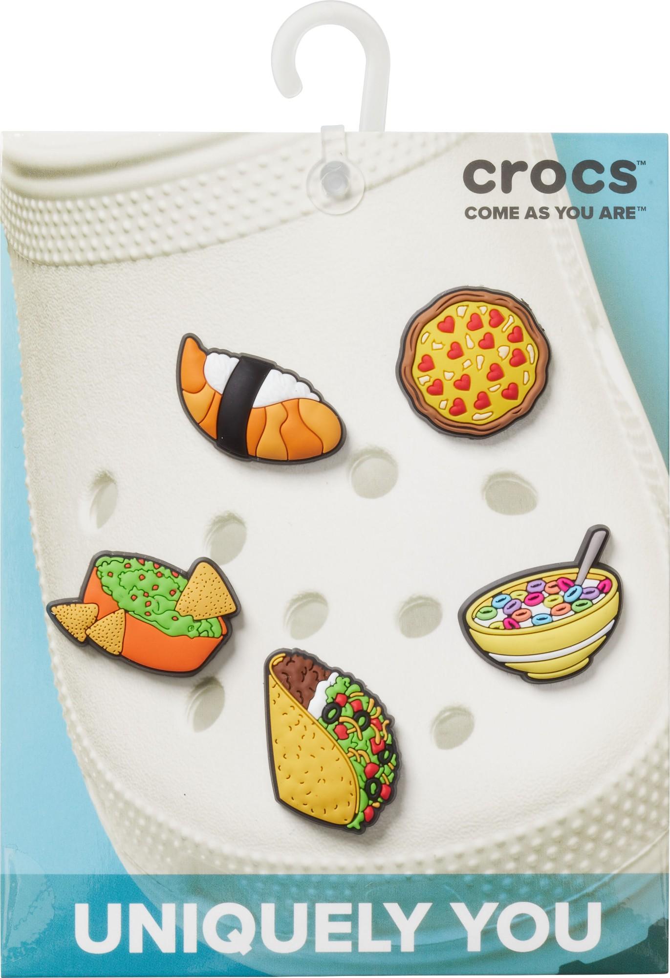 Crocs™ Crocs JIBBITZ FOODIE  5 PACK G0742601-MU