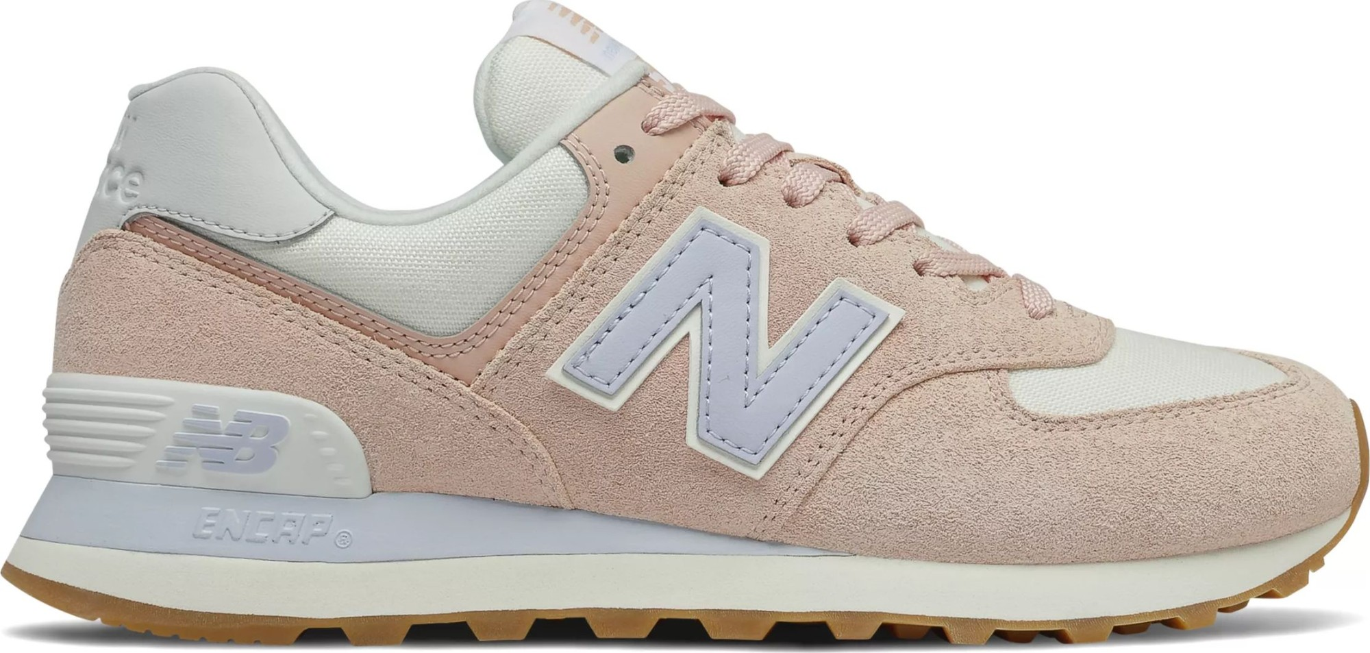 New Balance WL574 Blue/Pink NE2 37