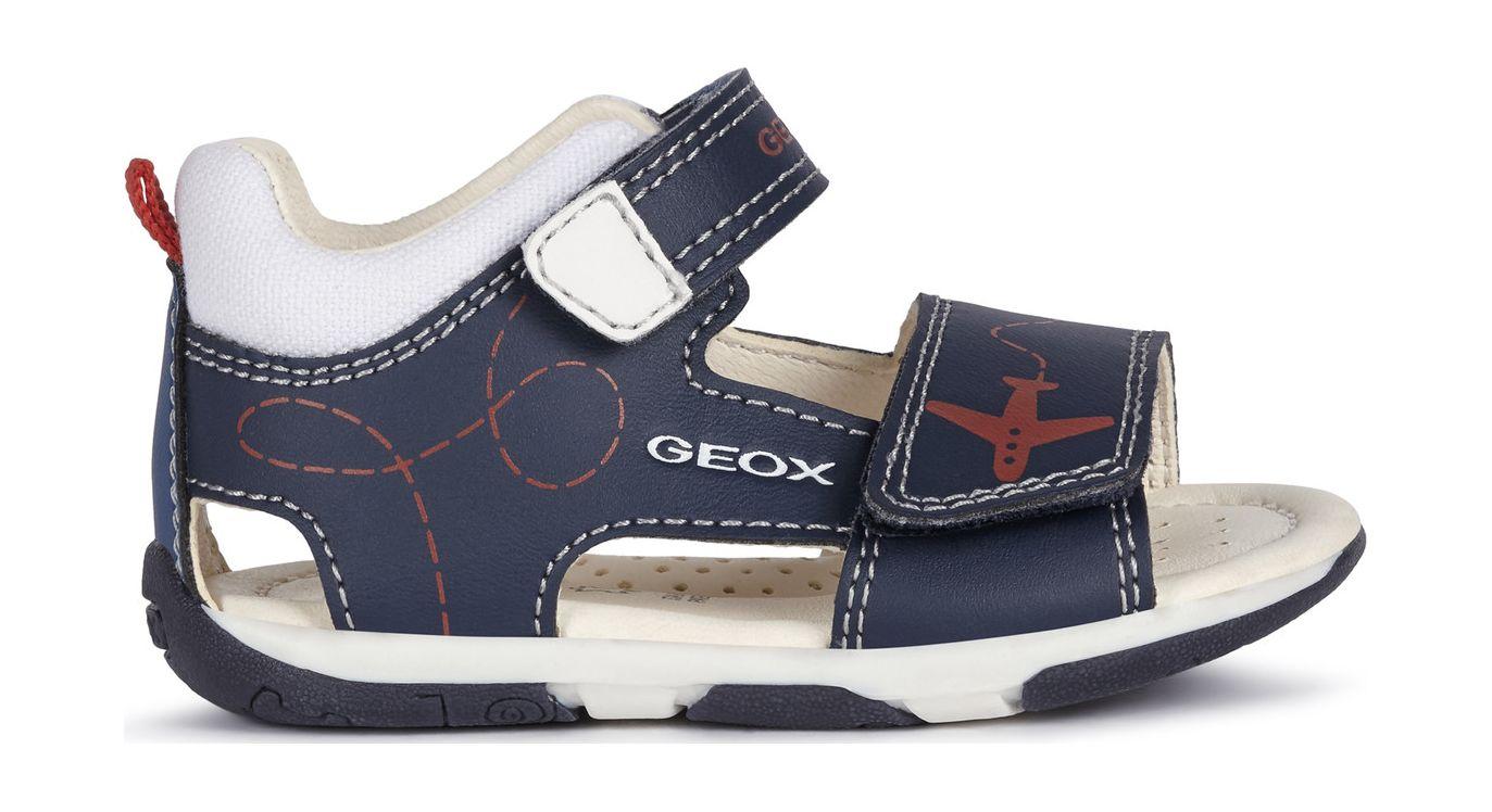 GEOX Sandal Tapuz Boy B150XB05410 Blue C0735 22