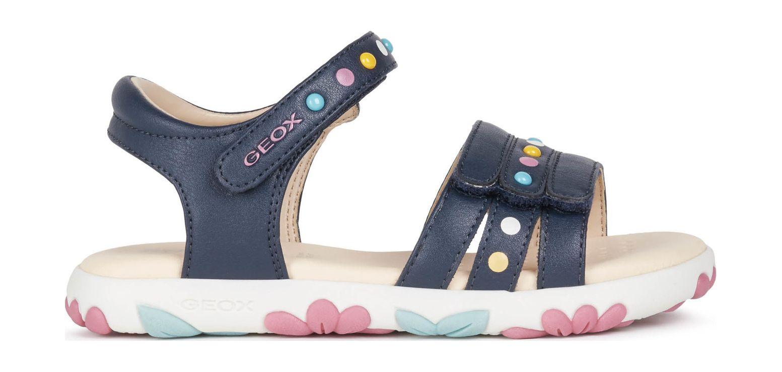 GEOX Sandal Haiti Girl J158ZC000BC Blue C4002 30