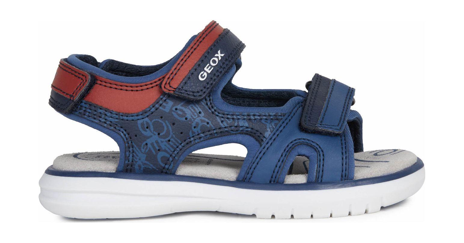 GEOX Sandal Maratea Boy J15DRB015BU Blue C4244 31
