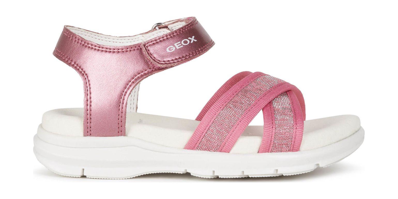 GEOX Sandal Sukie Girl J020VB0AJAS Pink C8002 34