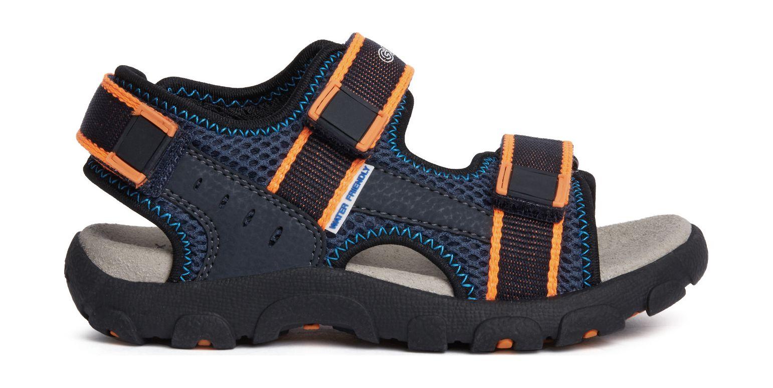 GEOX Sandal Strada J1524A014CE Blue C4324 32
