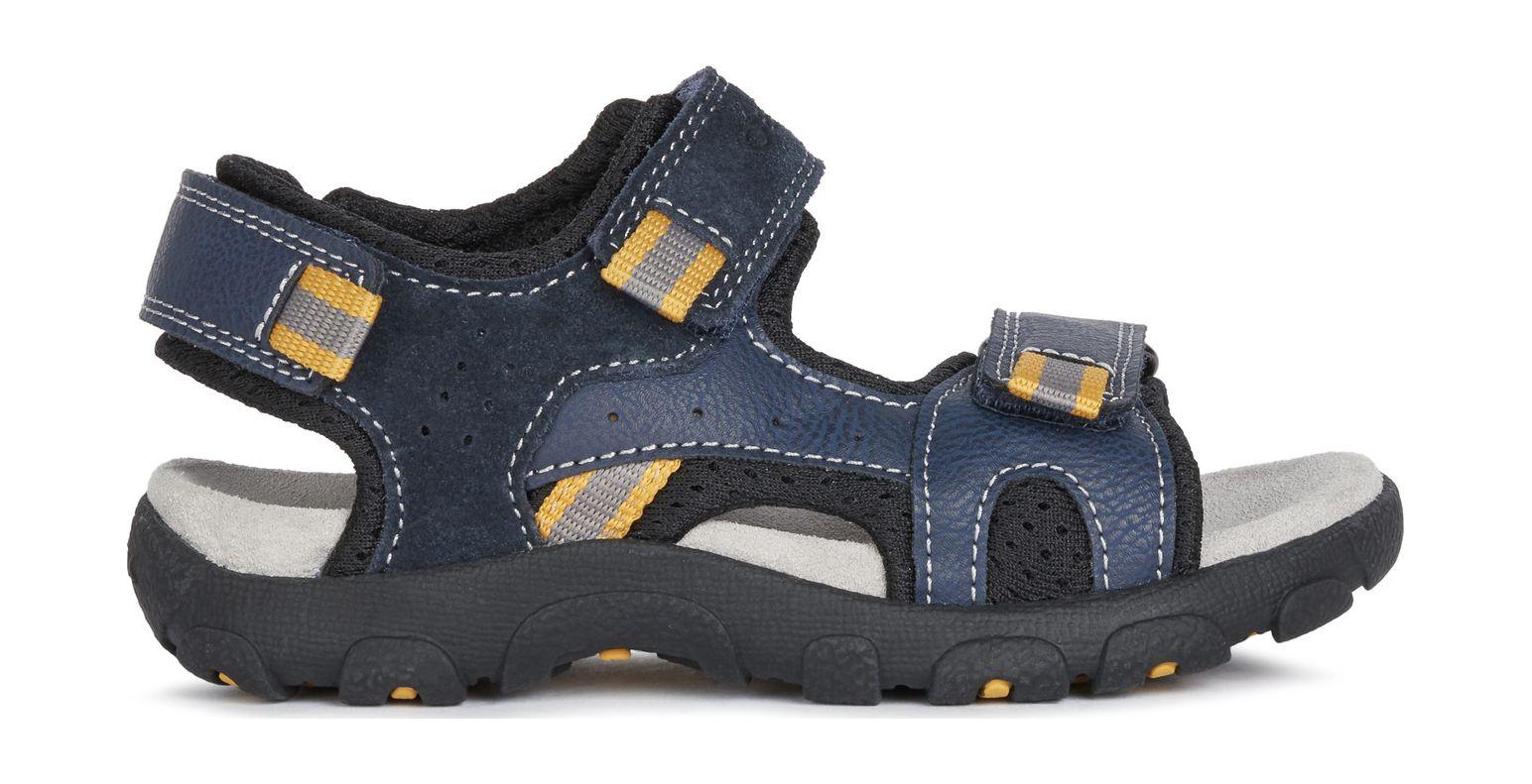 GEOX Sandal Strada J1524C01422 Blue C4229 27