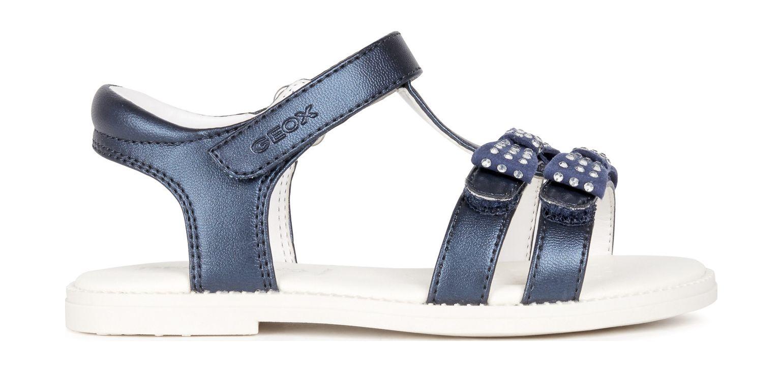GEOX Sandal Karly Girl J1535G000NF Blue C4002 34