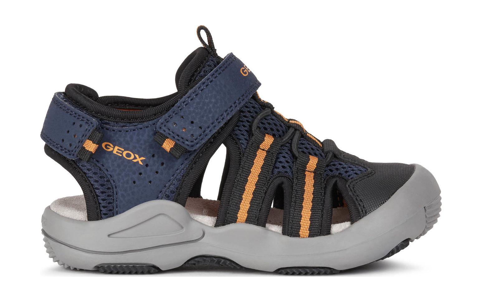 GEOX Sandal Kyle J15E1A014CE Blue C0820 31