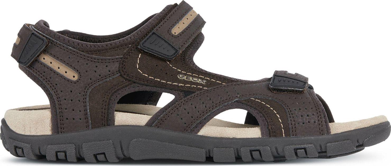 GEOX Uomo Sandal Strada U8224D050AU Brown C0705 45