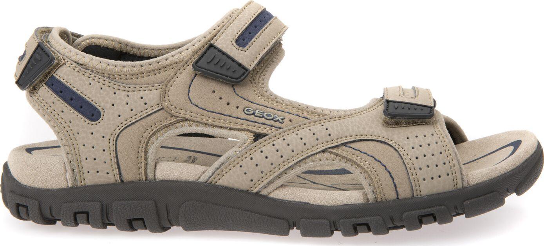 GEOX Uomo Sandal Strada U8224D050AU Sand C0829B 46