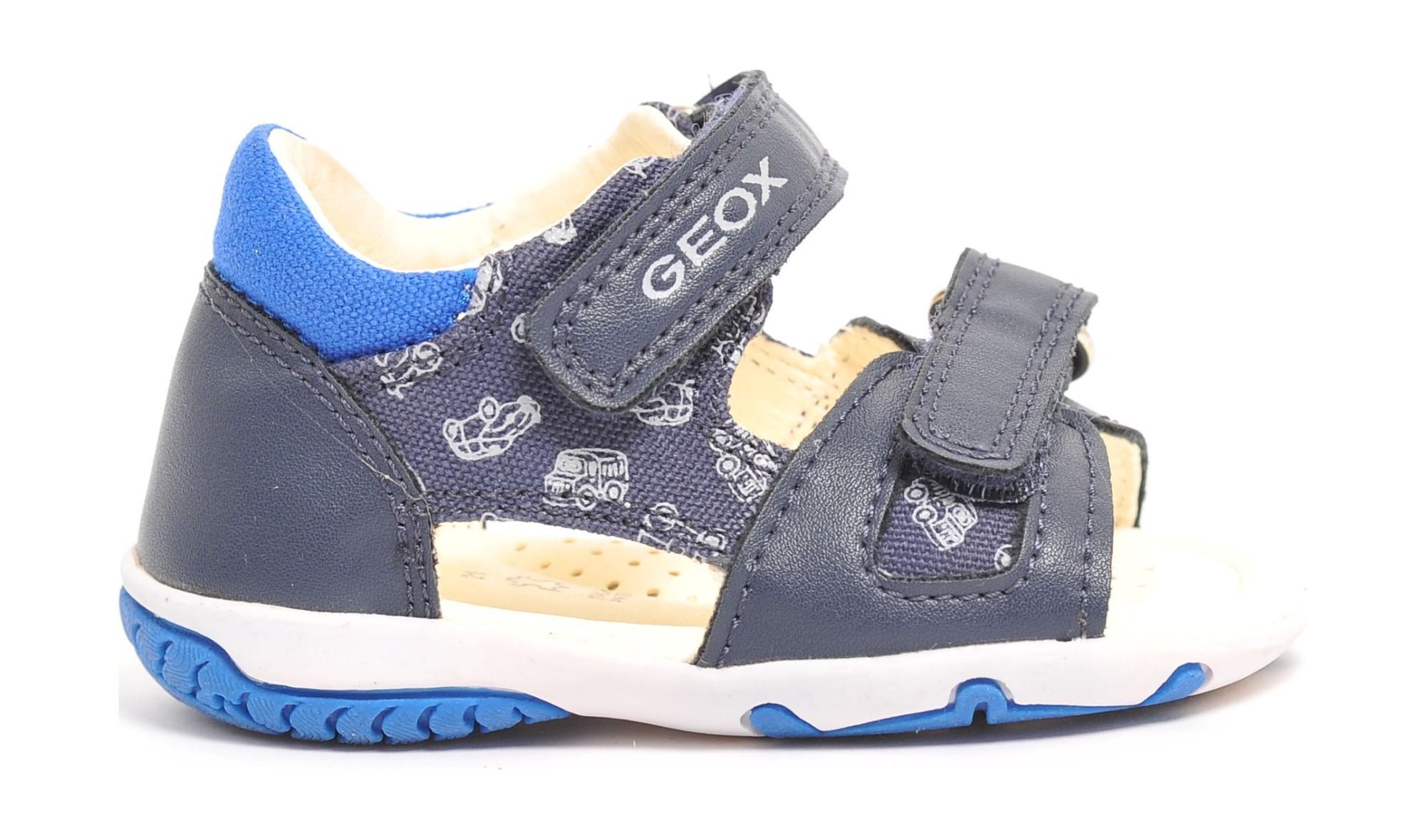 GEOX Sandal Elba Boy B02L8A01054 Blue C4226A 21