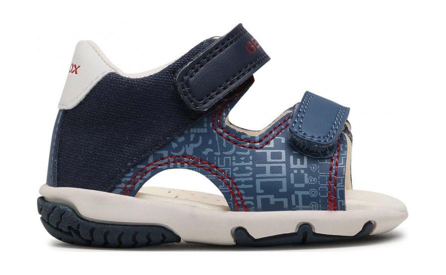 GEOX Sandal Elba Boy B15L8B05410 Blue C0700 24