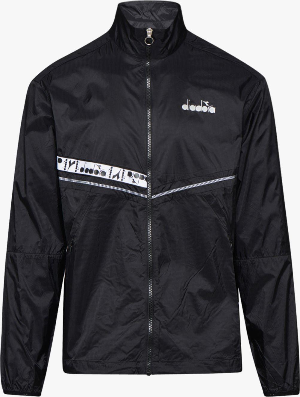 DIADORA Lightweight Wind Jacket Be One Black M