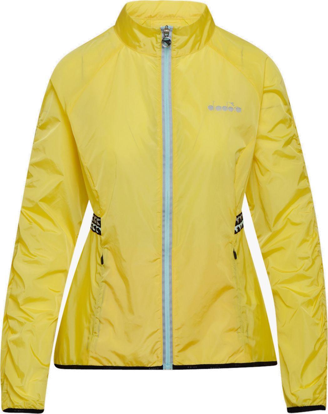 DIADORA L. Windbreaker Jacket Goldfinch M