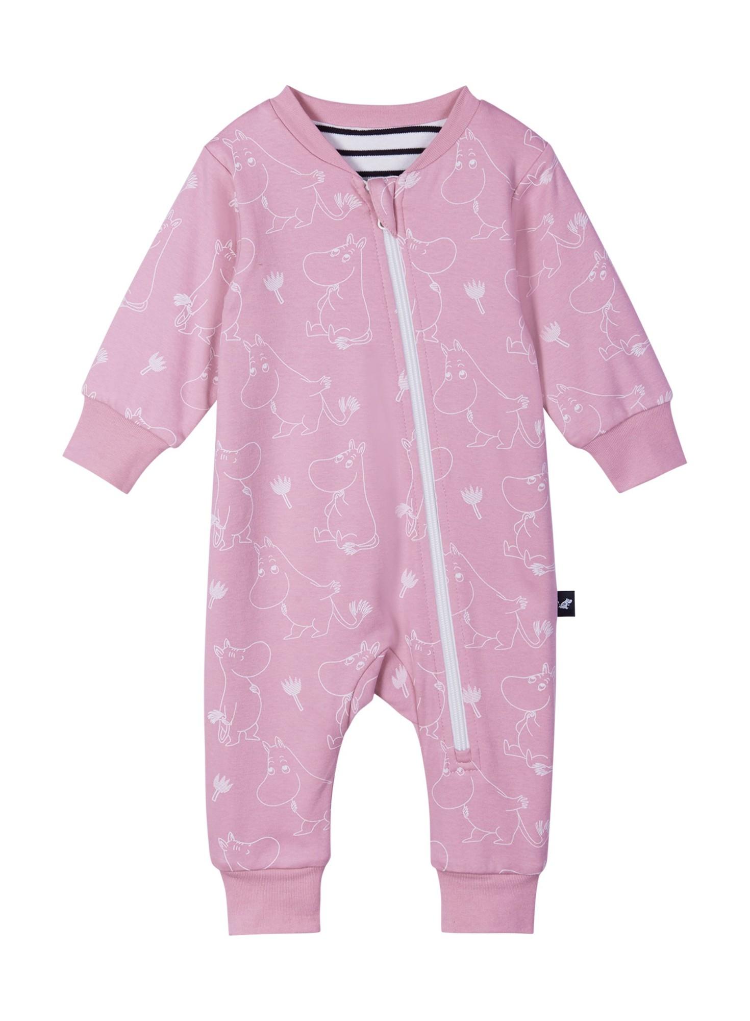 REIMA Moomin Sovare Rosy Pink 50-56