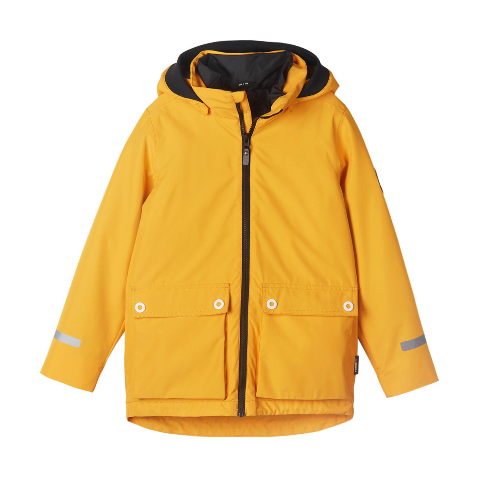 REIMA Syddi Orange Yellow 128
