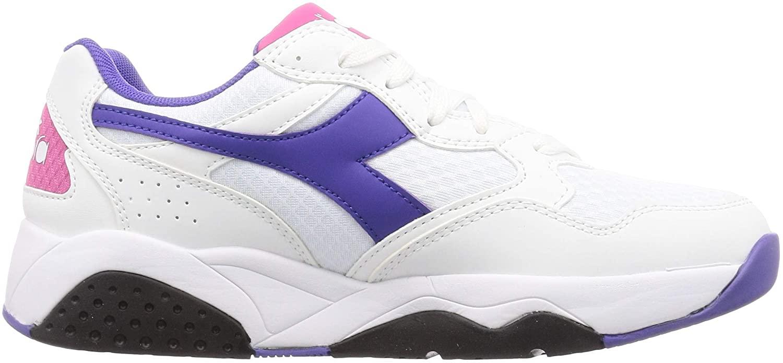 DIADORA Flex Run Women's White/Fandango Pink 38